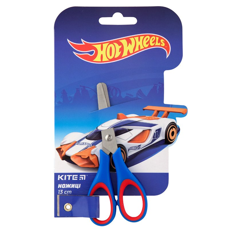 Ножицы Kite Hot Wheels HW19-123