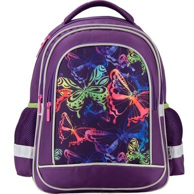 b96f8a358861 Рюкзак школьный 509 Neon butterfly K17-509S-2 - Kite. Официальный ...
