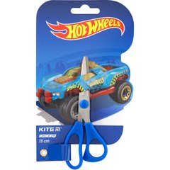 Ножицы Kite Hot Wheels HW19-122, 13 см